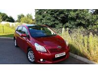 TOYOTA VERSO 2.0 D4D TR DIESEL 7 SEATS ONLY 22000 MILES !!! FINANCE & WARRANTY AVAILABLE