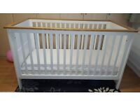Cotbed - Mothercare rhode island cotbed