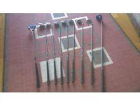 Set of used Nike ladies golf clubs