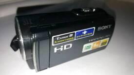 Sony HDR CX116E