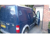 Ford transit connect no MOT 2003 spares or repairs £450 ONO