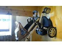 Quinny Buzz pushchair and accessories. Excellent condition.