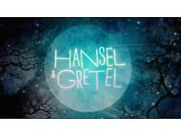 1 ticket - Hansel & Gretel Scottish ballet