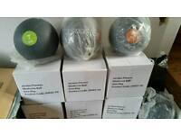 Medicine balls brand new jordan fitness