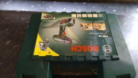 Bosch psr 18v with charger till 24v in very good condition with case! Can deliver or post!