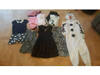 Girls clothes bundle 6-7, 7-8, 8-9 years