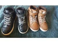 Boys size 8 shoes