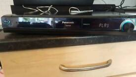 Panasonic blu ray/home cinema
