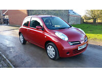 2007 '57' NISSAN MICRA 1.2 SPRINTA - TWO LADY OWNERS FROM NEW - LOW MILEGE - FULL SERVICE HISTORY