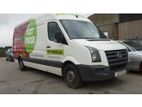 **FOR BREAKING** VW CRAFTER (2010).