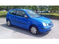 2004 Vw polo Excellent drives Full service history Very cheap to run and insurance hpi clear