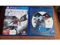 2x PS4 GAMES BOTH FOR £20 POUND /OR WILL SPLIT / CASH OR SWAPS