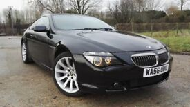 2006 BMW 6 Series Coupe 650i Sport Auto Full BMW Service History MEGA SPEC!!!