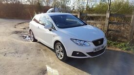 2010 / 60 plate Seat Ibiza 1.4 Good Stuff, low mileage, immaculate condition, reduced for quick sale