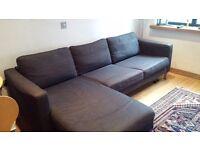 Corner couch / sofa / setee. Ikea