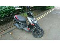 Aprilia motard 125cc in good condition low millage