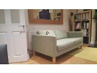 FREE - Ikea 2 seater karlstad sofa