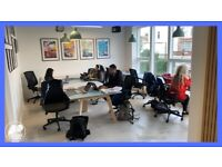 E8| Creative DESK SPACE |Open Office / Dedicated WORKSPACE |Units to LET |Workstation| COWORKING