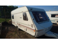 ABI Ace Tycoon 1995 6 BERTH with porch awning
