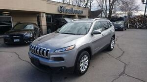 2016 Jeep Cherokee BRAND NEW, 4X4, PWR LIFTGATE, BU CAMERA