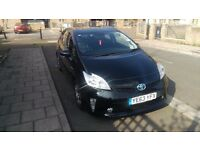 Toyota prius 2013 UK car full leather
