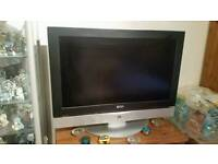 large tv. no hdmi. basic tv