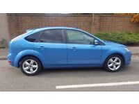 Ford Focus 1.6 TDCi Titanium 5dr, MOT - June 18 great fuel economy and £30 a year road tax.