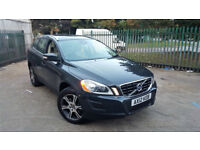 AUTOMATIC VOLVO XC60 2012. LUX SE PREMIUM PACK . 2.4 D5 AWD .FULLY LOADED.1 OWNER.FULL VOLVO HISTORY