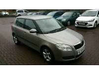2009 SKODA FABIA 1.2 PETROL,1 PREVIOUS OWNER,MOT 11 MONTHS,LOW 46000 MILES,5 DOOR