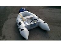 Quicksilver 2 metre dinghy/tender for sale