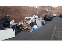 Commercial and domestic rubbish clearance, builders, garden, house, office, food waste clearance.