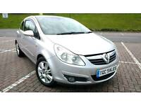 Stunning 2008 Vauxhall Corsa 1.4 very rare LPG with FSH, full MOT and 3 months warranty