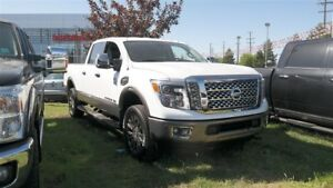 2016 Nissan Titan XD Platinum,4X4,V8,Auto,Nav,Leather