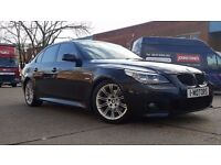 BMW 5 Series 3.0 530d M Sport 4dr EXCELLENT 05 reg Saloon