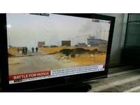 Samsung 52 inch screen hd tv £170