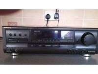 Technics ex-320 surround/ AV receiver + 6x spks