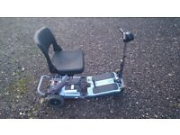 LUGGIE FR168 -4 IT MOBILITY SCOOTER