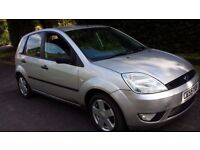 Ford Fiesta 1.2 Automatic 2005 55 reg low 57000 Miles £695