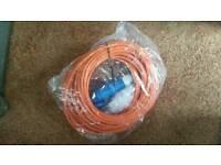 New Orange Electric Hookup Lead