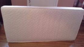Childs Cotbed Mattress- Mamas and Papas