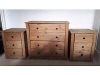 4 drawers set