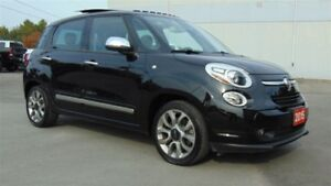 2015 Fiat 500L LOUNGE - CHRYSLER EXTENDED WARRANTY