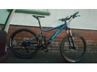 Giant stance mountain bike 2017 top spec 1500 new