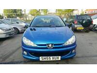 Peugeot 206 Verve Blue 1.4 Clean Car