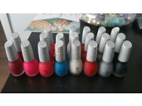 20 Cracle nail laquers brand new