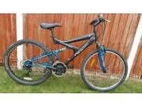 Full Suspension Adult Gents Mountain Bike