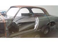 classic car restoration. welding, fabrication. Mid range 1980 /2000 year cars.
