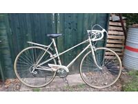 Ladies Raleigh Misty Vintage Road Bike