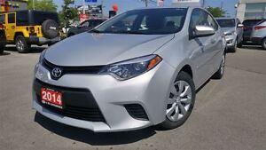 2014 Toyota Corolla LE//Local Trade In