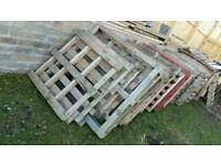 Wooden Pallets £2 ono each or £50 ono for all 30